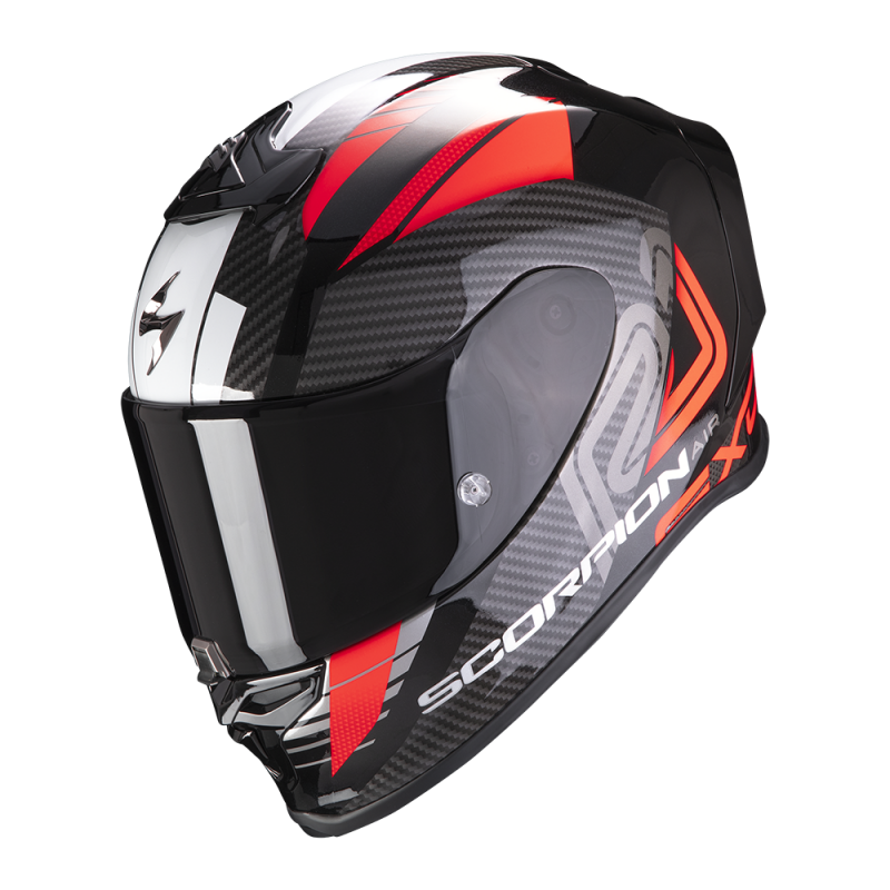 Scorpion EXO-R1 Halley Red