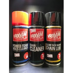 VROOAM CHAIN CARE KIT