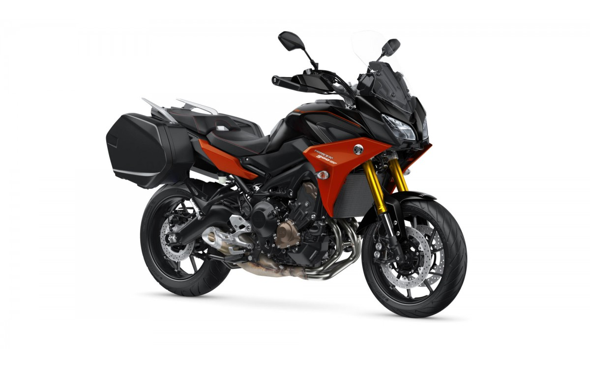 2020 Yamaha Tracer 900 GT New Colours