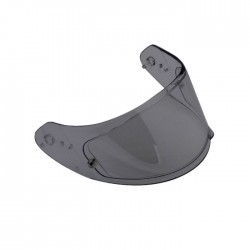 Scorpion KDF142 2D visor Dark Smoke Racing visor